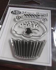 Maya Road cupcake stamp