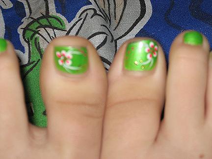 Maya_toes