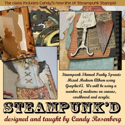 Steampunkdbycandy