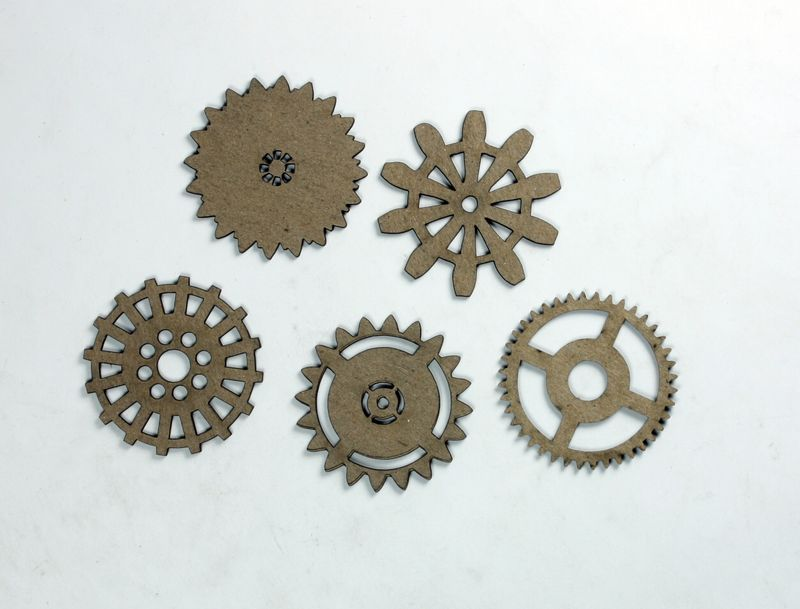 4366 Shifting Gears Small chipboard