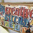 My Creative Circus Keepsake Book