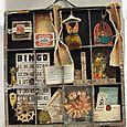 Vintage Steampunk Shadow Box