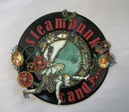 Steampunk Record